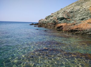 Folegandros Spiaggia Livadaki