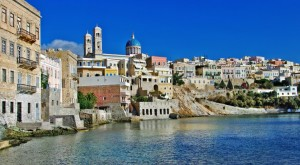 greek island - Syros