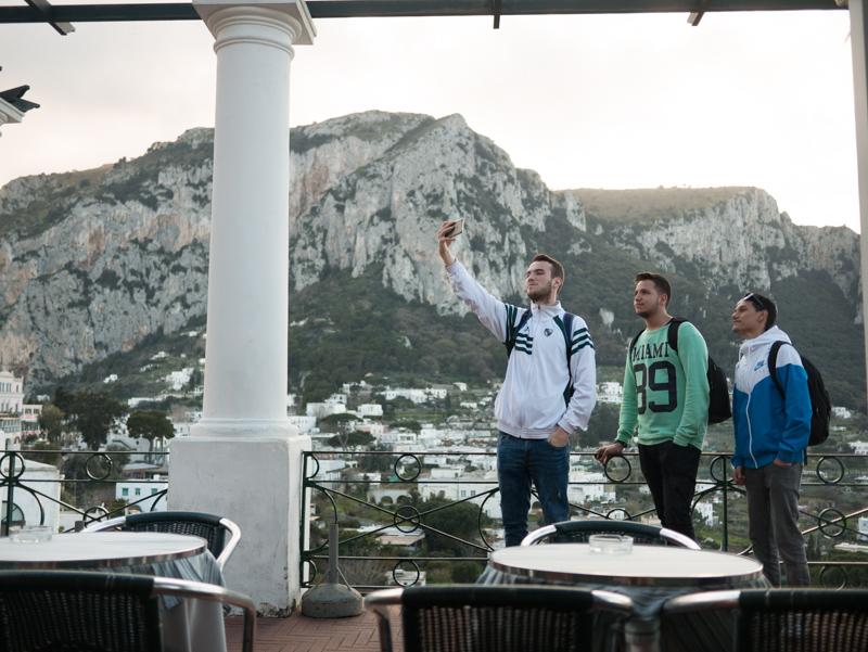 La Piazzetta di Capri, visita il cuore dell'isola
