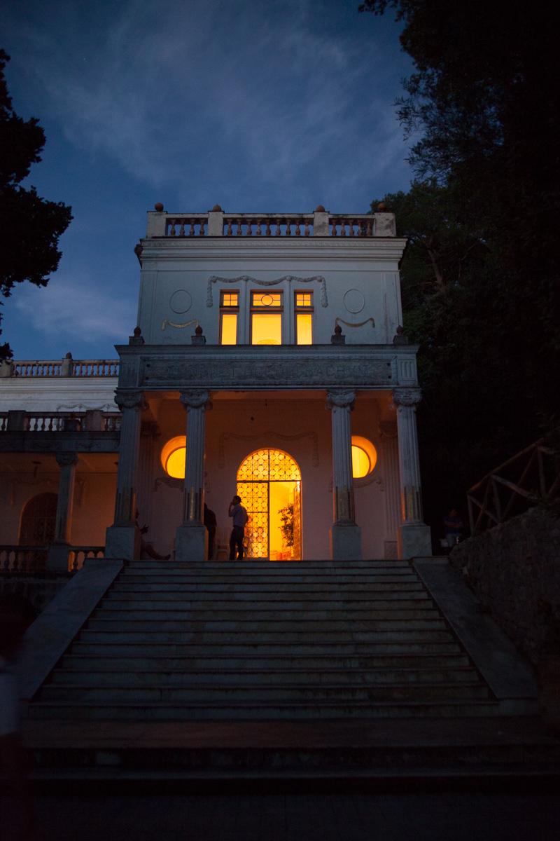 Villa Lysis: l'anima del barone Fersen vive