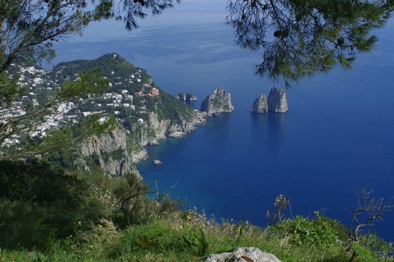 4 panorami di Capri che devi vedere assolutamente