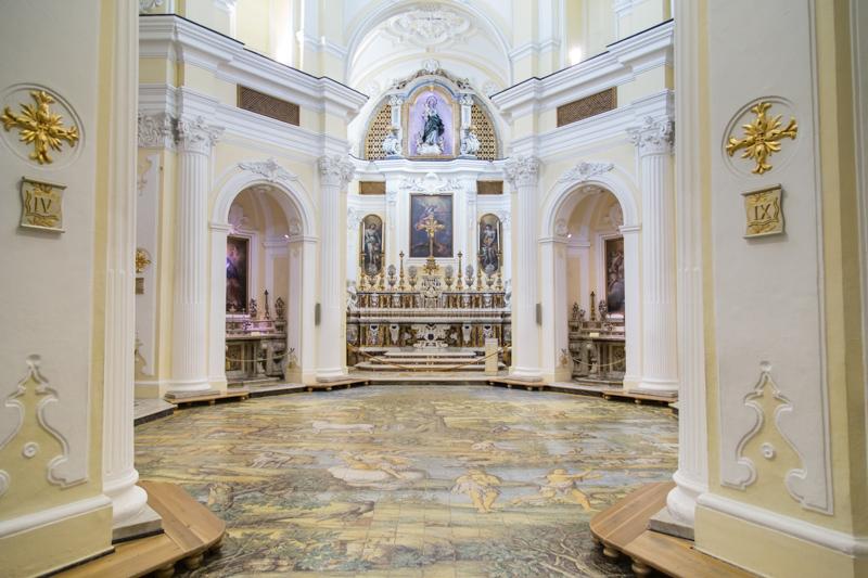 Chiesa di san Michele Anacapri