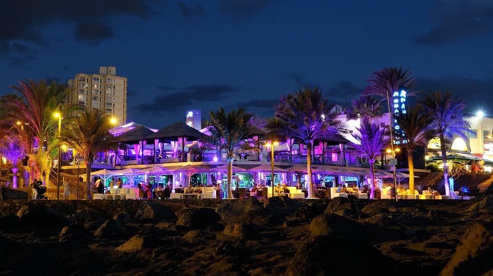 Tenerife-bar
