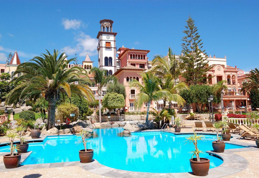 Tenerife-hotel