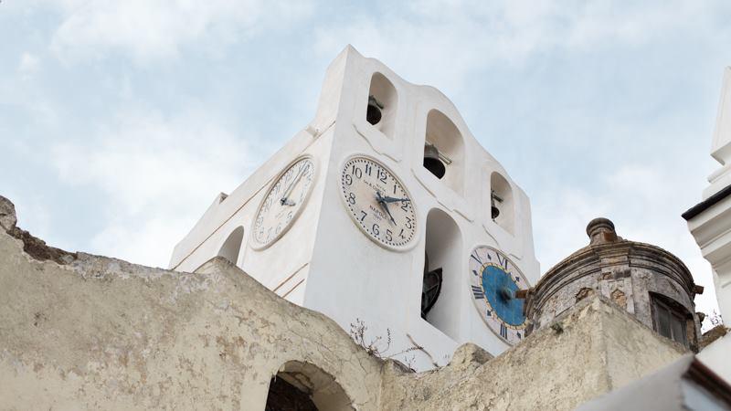 Il campanile di Anacapri