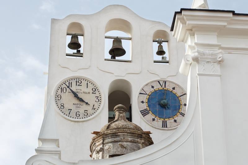 Il campanile di Anacapri: il simbolo di un popolo