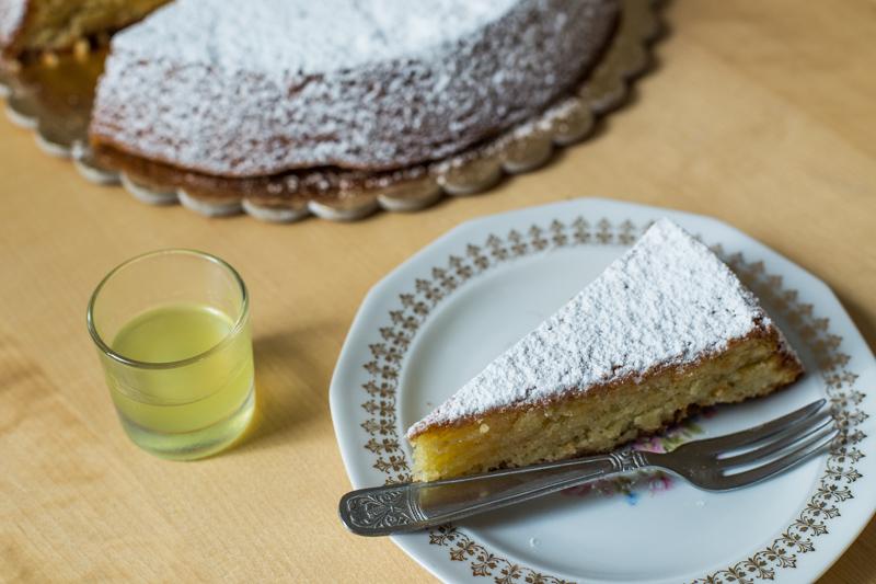 Altre 4 ricette di Capri: torta caprese bianca al limone