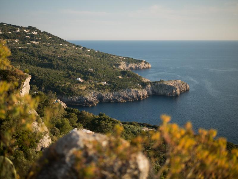 Villa Damecuta Sentiero dei fortini anacapri