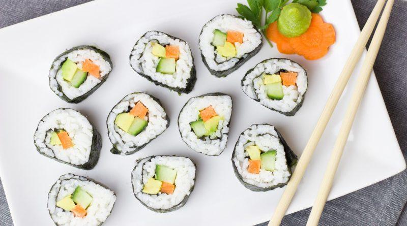dove mangiare sushi a napoli