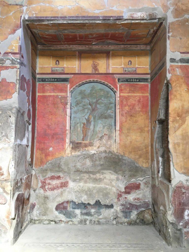 Calidarium Villa di Poppea