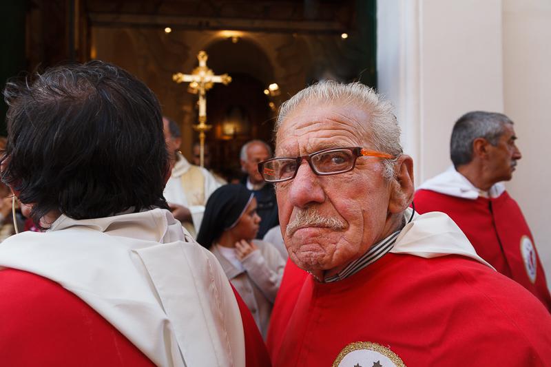 La festa di San Costanzo a Capri, patrono guerriero dell'isola
