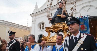 Sant'Antonio, patrono di Anacapri: festa tra fede e folklore