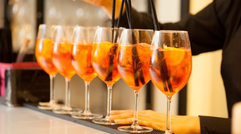 aperitivo a Napoli