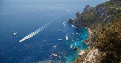 Visitare Parco Astarita a Capri per assaporare la vera libertà
