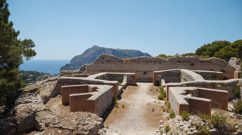 Villa Jovis a Capri: la dimora di Tiberio al centro del mondo