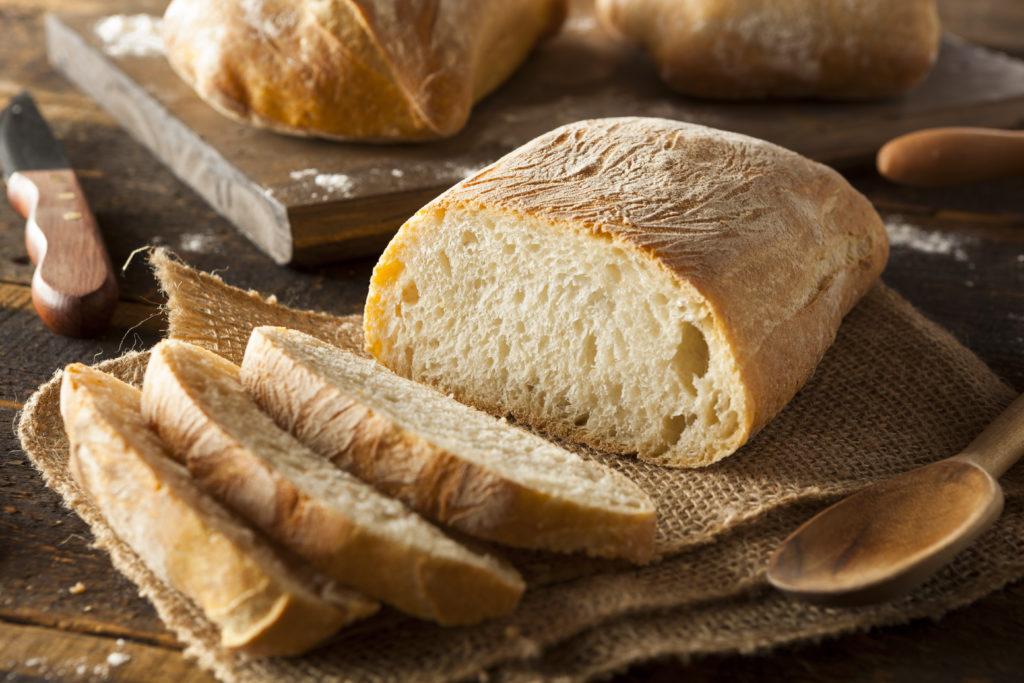 tipo di pane per riempire i calamari imbottiti