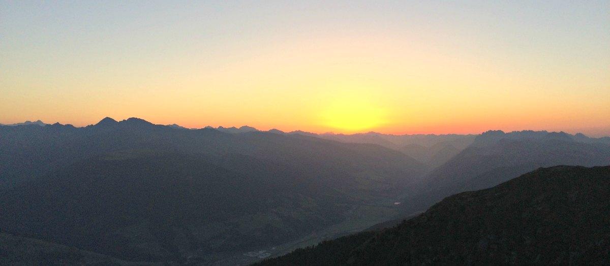 Alba da Mont'Elmo Val Pusteria 1200