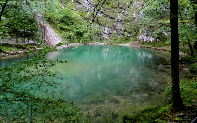 Divje Jezero Vacanze in Slovenia