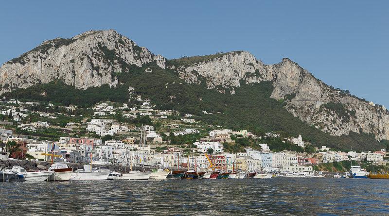 Come muoversi a Capri