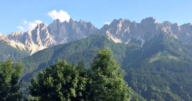 Panorama Val Pusteria
