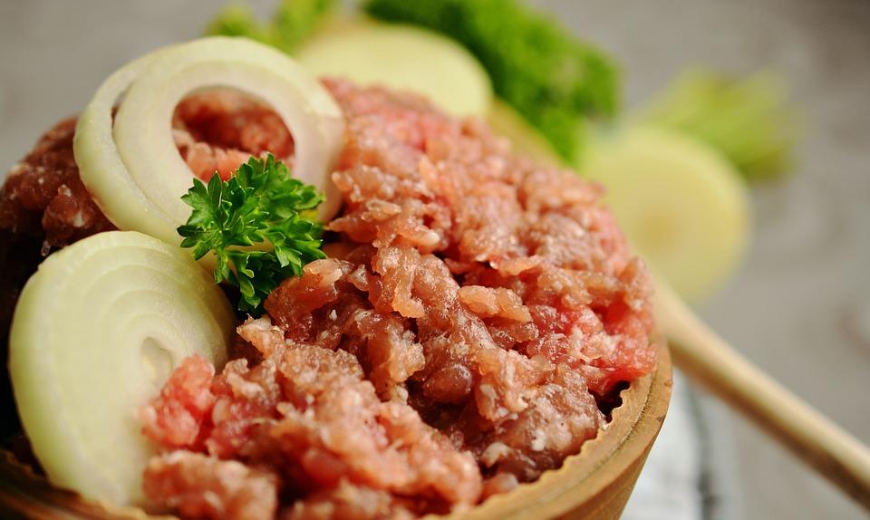 carne macinata per moussaka greca