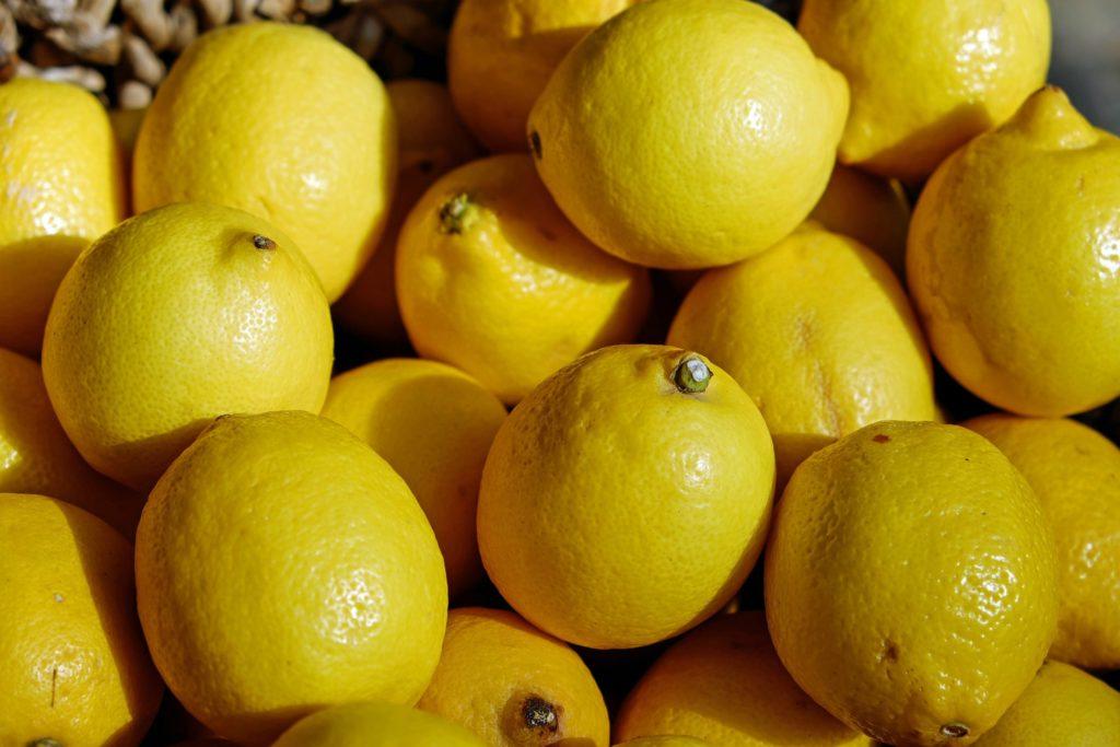 Ricetta dei caprilù i biscotti con i limoni di Capri