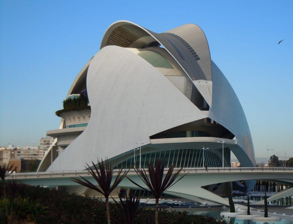 Palazzo delle Arti - Valencia