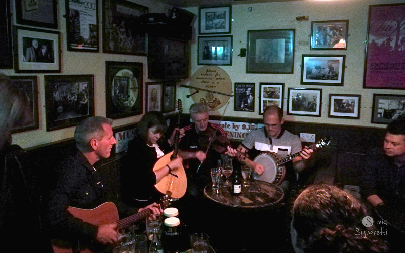 Irlanda i pub - Matt Molloy's