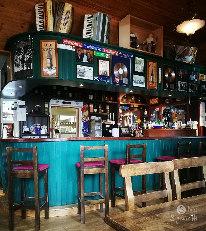 Irlanda i pub - Leo's Tavern