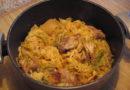 Cucina milanese: la ricetta cassoeula di maiale e verze