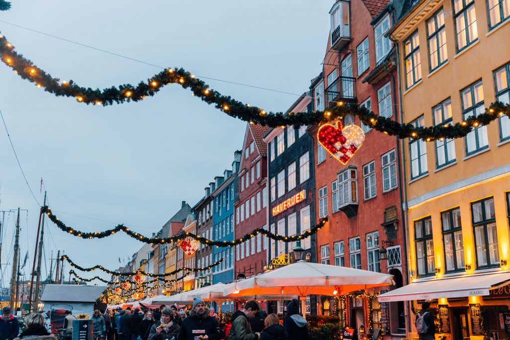 Mercatini di Natale Copenaghen -Nyhavn