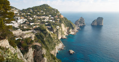 3 luoghi da vedere a Capri che conquisteranno il tuo cuore