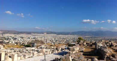 Visitare Atene in 3 giorni