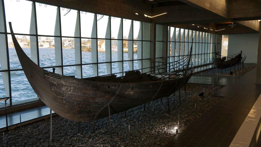 Roskilde-vikingeskibshallen