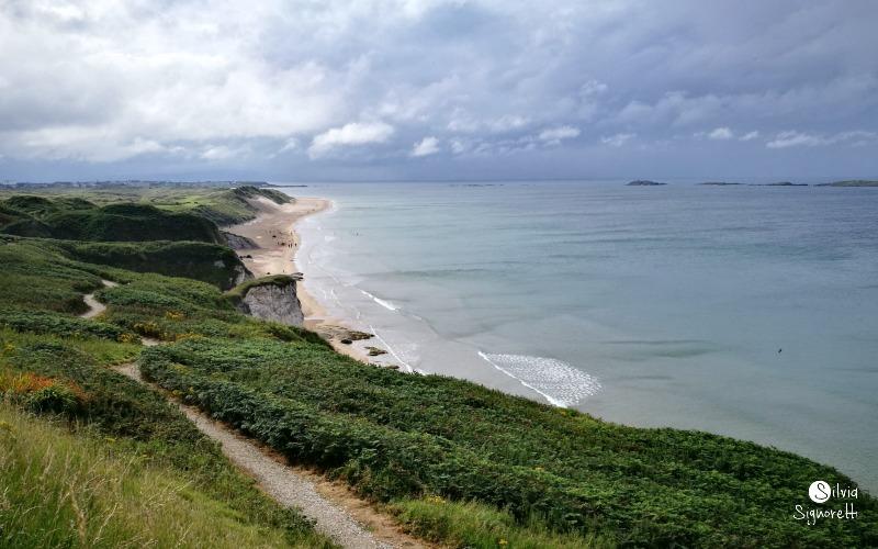 spiaggia nord irlanda trono di spade