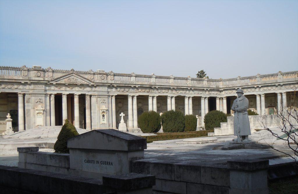 Cimitero monumentale Certosa di Bologna