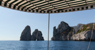 4 curiosità sui Faraglioni di Capri che forse non conosci