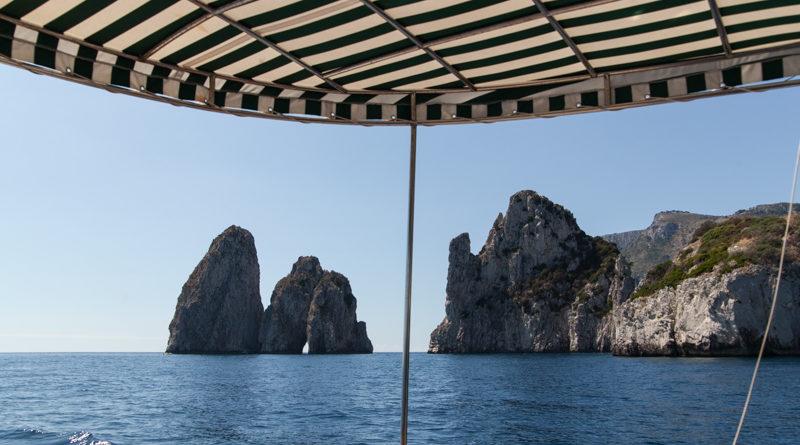 Curiosità sui Faraglioni di Capri