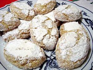 tipico biscotto buonissimo fiorentino le copate