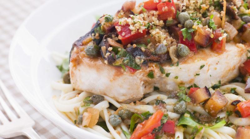 saporito secondo piatto di pesce siciliano