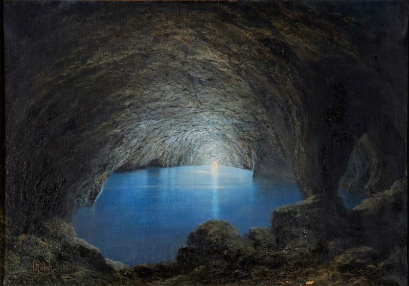 Scopri i misteri di Capri e gli spettri della Grotta Azzurra