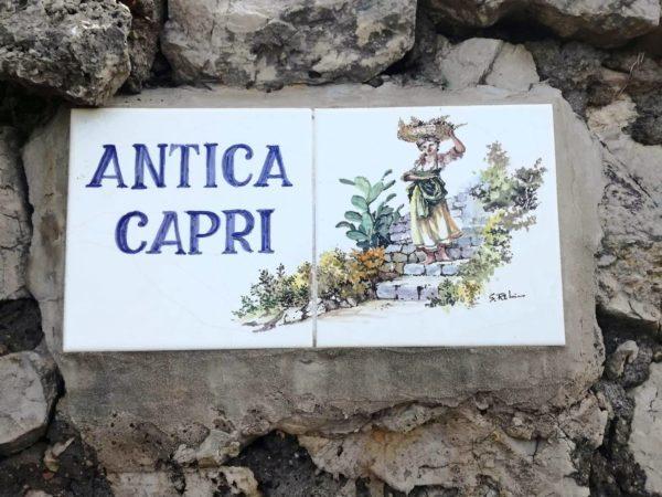 Sentiero dei Fortini di Anacapri e la sua storia
