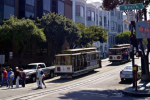 tram a San Francisco