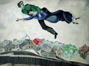 Marc Chagall mostre a Napoli