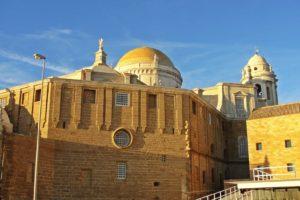 Mura della cattedrale di cadice