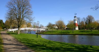 Danimarca lago