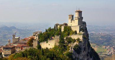 Vista di San Marino fonte Wilipedia