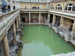 museo del Roman Baths in Inghilterra