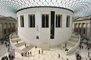 All'interno del British museum