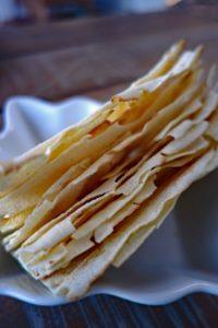 Pane carasau, tipico pane sardo